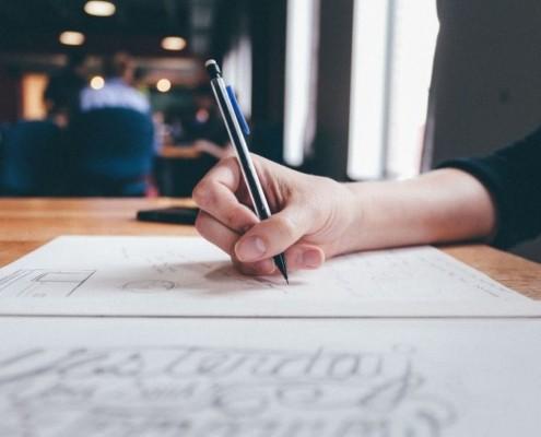 pisanje z roko